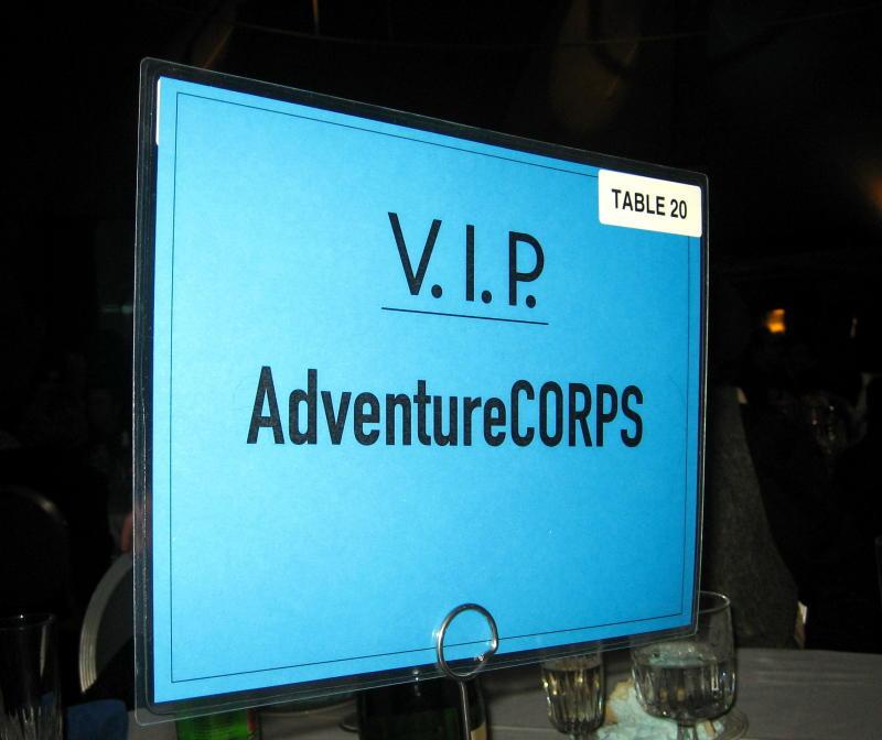 AdventureCORPS table