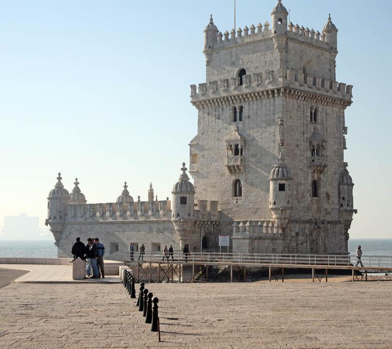 The Tower of Belem 2223