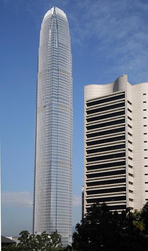 The worlds 3rd tallest building