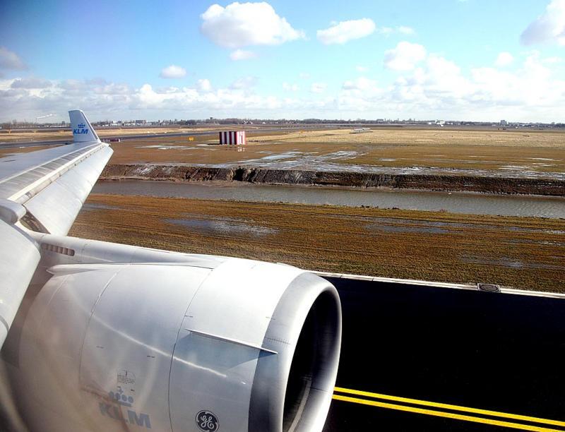 Leaving Amsterdam for SFO 8160