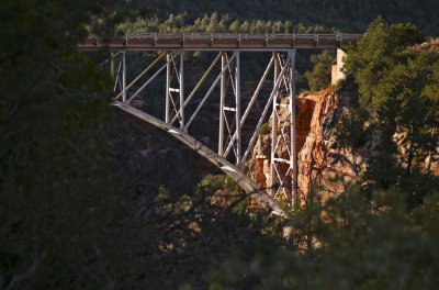 Midgley Bridge, Sedona, Arizona, 2009