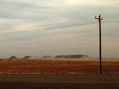 Navajo Reservation, Northwestern New Mexico, 2007