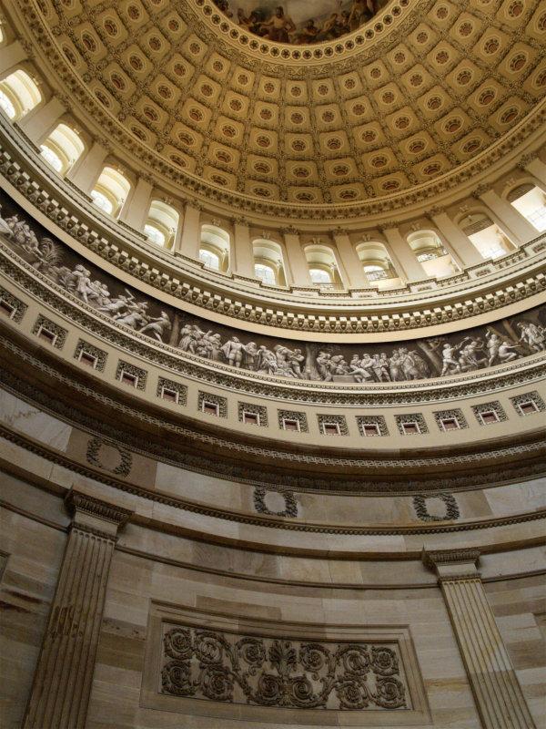 US Capitol rotunda 2