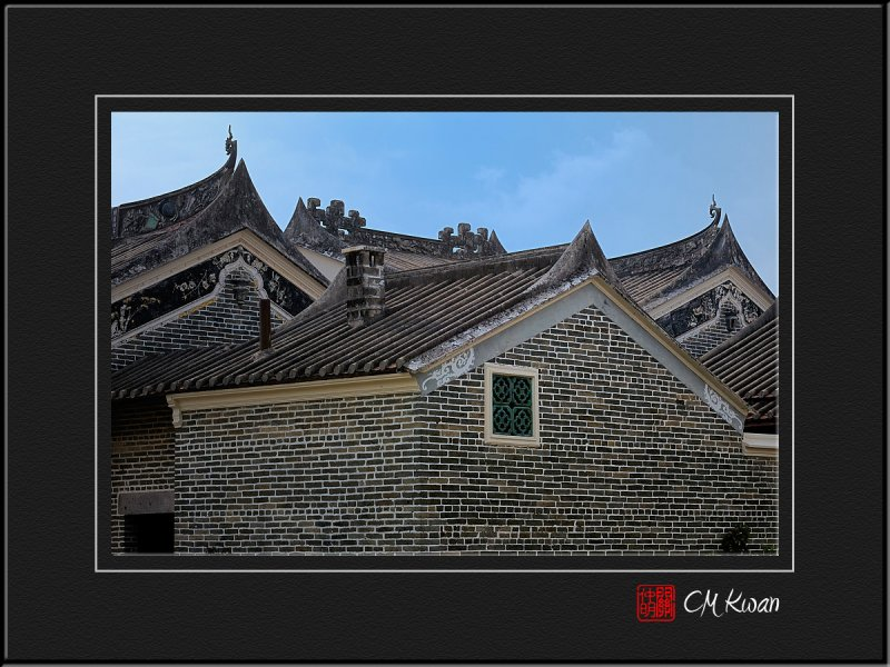 Roofs and Ridges