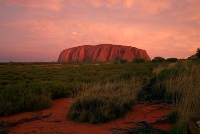 Uluru!