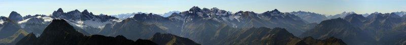 Am Nebelhorn (29.9.2008)