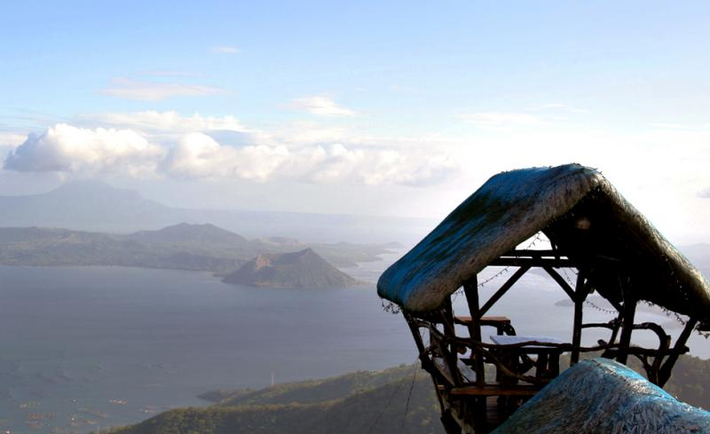 Taal Volcano: The worlds smallest Volcano