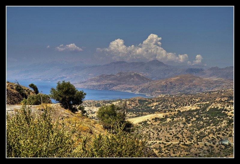 Road to Agios Pavlos