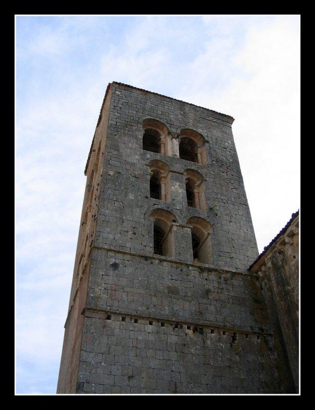 Virgen de La Peña - Tower