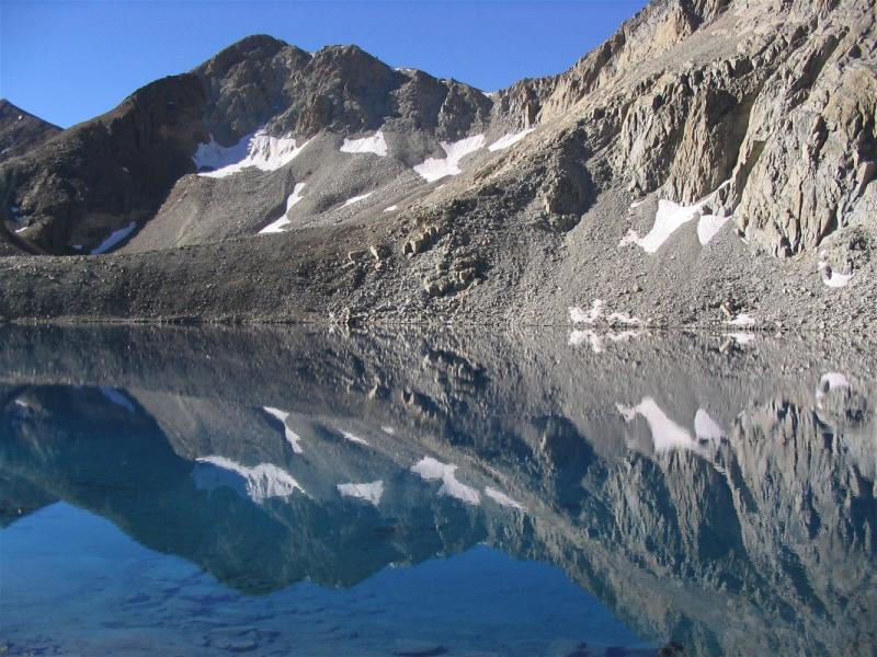 Marjorie Lake in Kings Canyon National Park