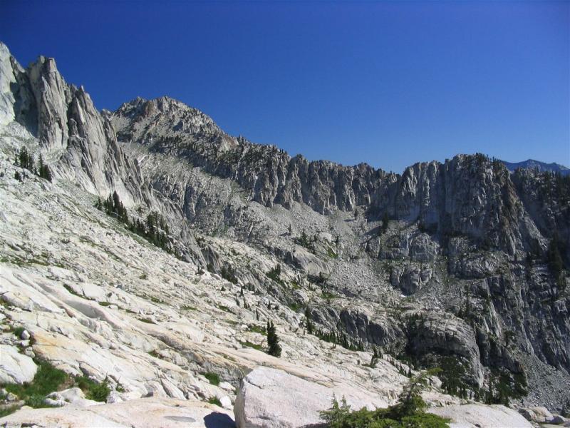 Julius Caesar Peak