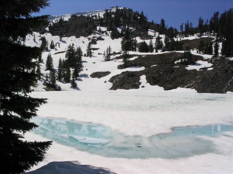 Siphon Lake