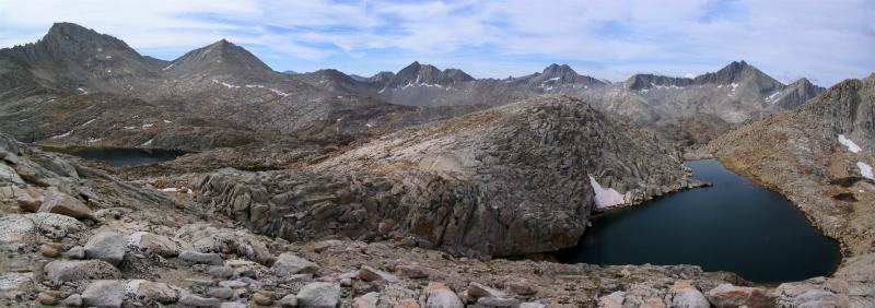 Bear Basin Panorama