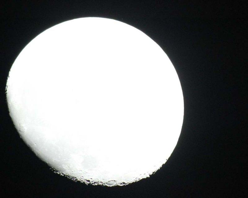 Moon Occults Pleiades