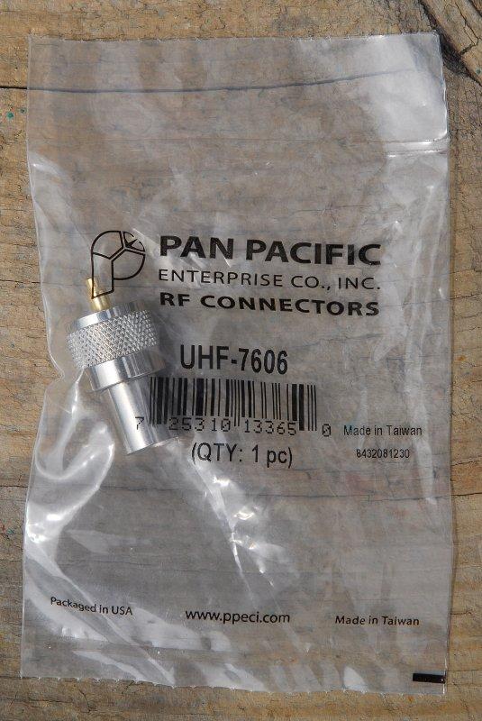 PL-259 Crimp/Solder Connector