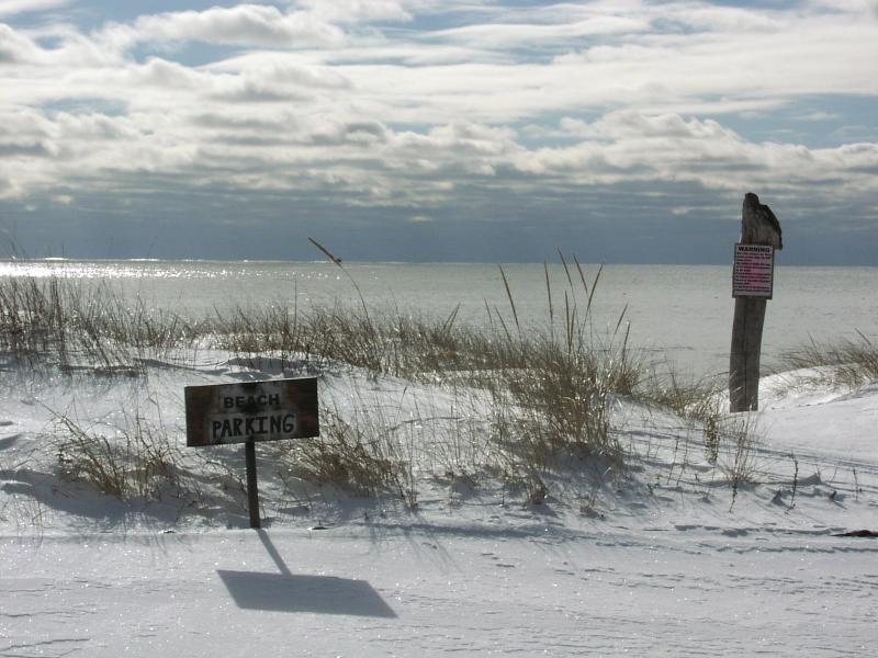 Beach - Hermit Island