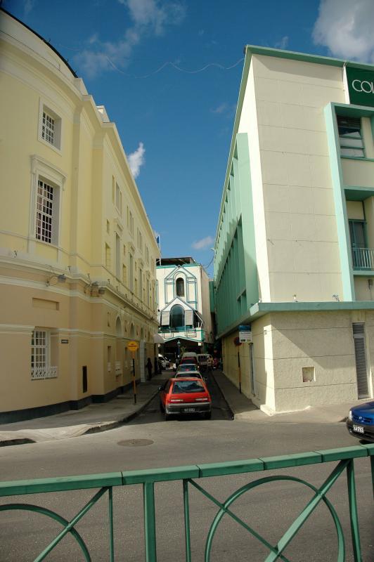 Barbados Road