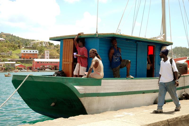 Fishermen - Grenada