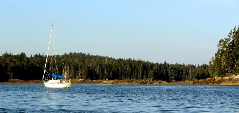 Seal Bay, Vinalhaven