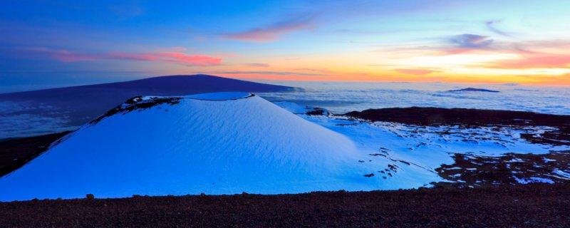 Magic of Mauna Kea