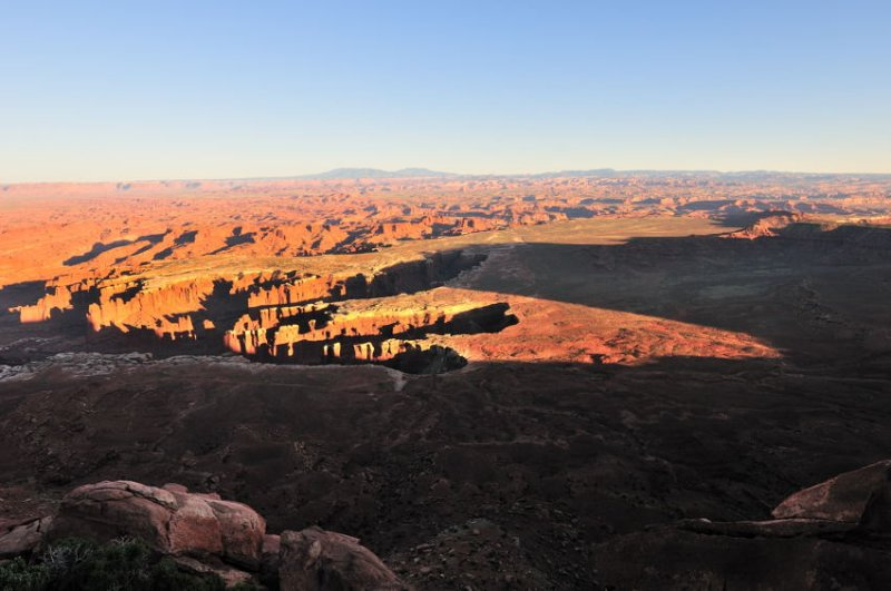 Canyonlands NP - Islands in the Sky