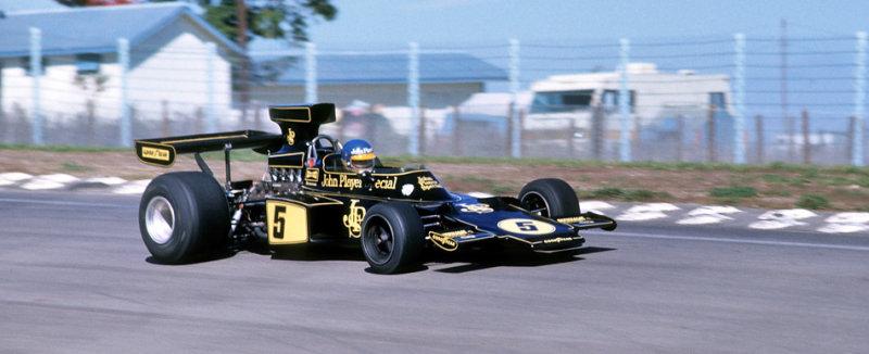 Ronnie Petersen: Lotus