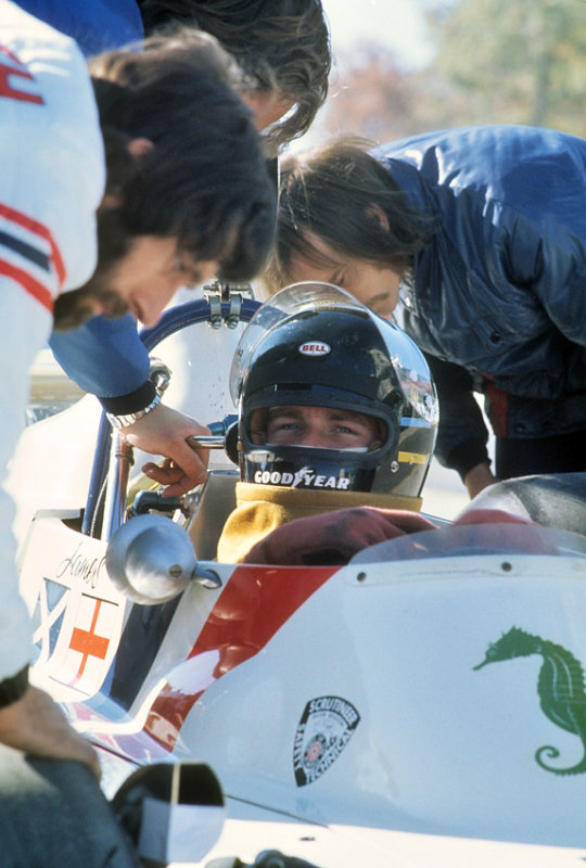 James Hunt: Hesketh