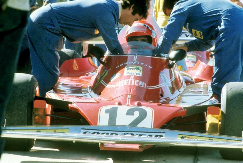 Niki Lauda: Ferrari