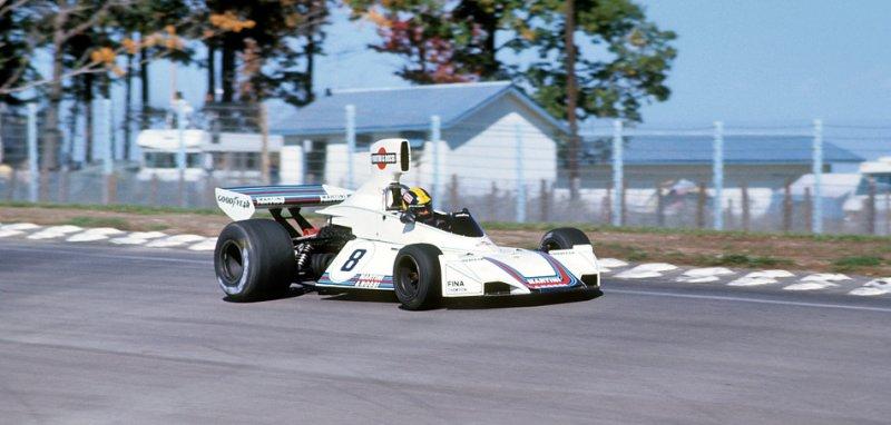 Carlos Pace: Brabham