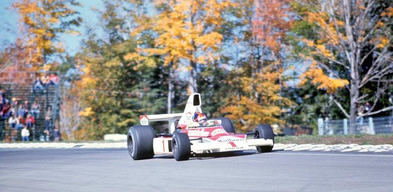 Reigning World Champion Emerson Fittipaldi