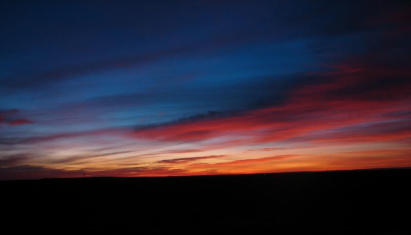 December Sunrise - 2005