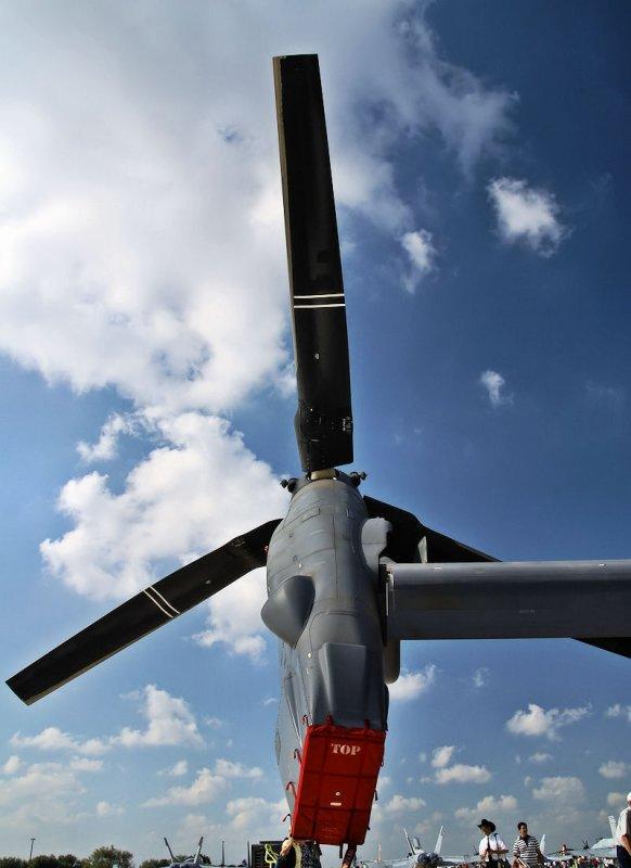 V22 Osprey Rotors