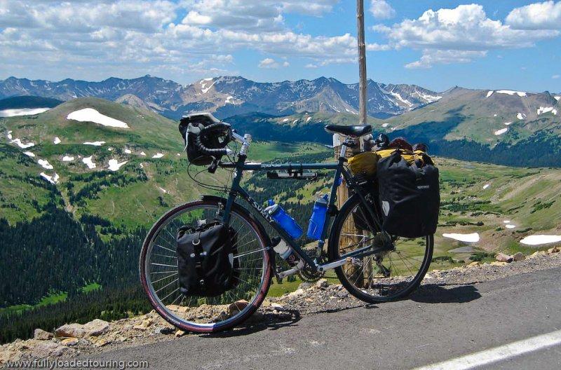 300  Scott - Touring Colorado - Surly Long Haul Trucker touring bike