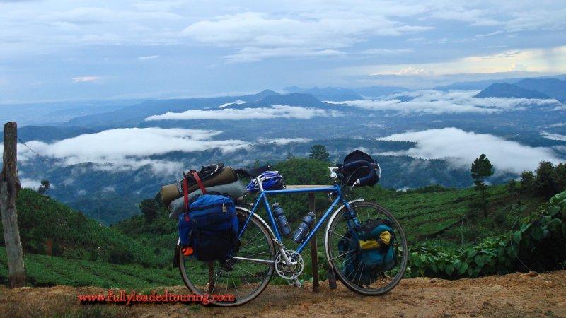 330    Ian - Touring Mexico - Marinoni Turismo touring bike