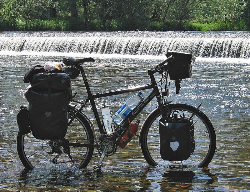 020  Axel - Touring Germarany - Fme  touring bike
