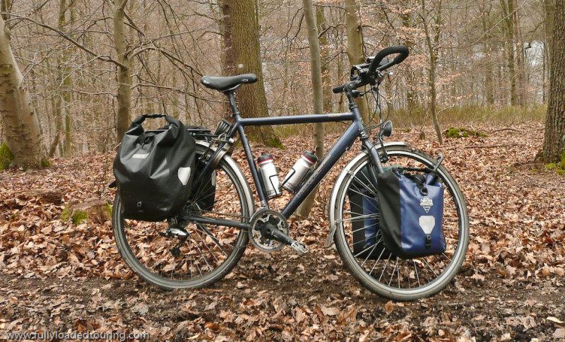 277    Bram - Touring Belgium - Koga Traveller touring bike