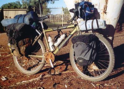 026  Scott - Touring Australia - Novara Safari touring bike
