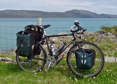 024  Calum - Touring Scotland - Thorn Nomad touring bike