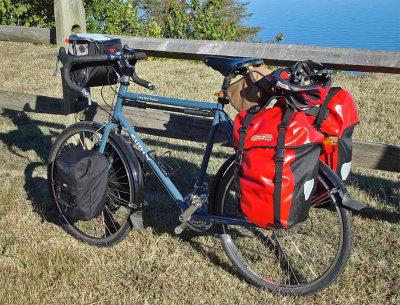 241  Jack - Touring Virginia - Surly Long Haul Trucker touring bike