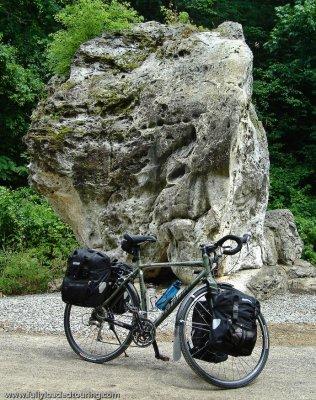 265  Mark - Touring Missouri - Specialized TriCross touring bike