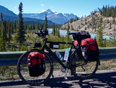 279    Shawn - Touring Alberta - Nashbar Cyclocross touring bike