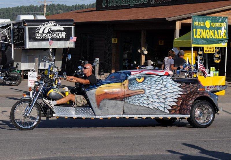 Massive Trike