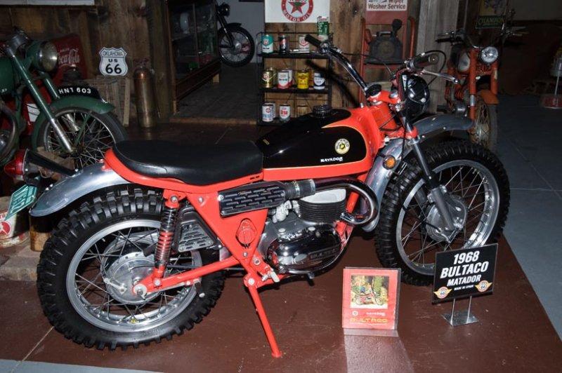 1968 Bultaco Matador!!