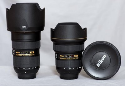 2 of Nikon's Finest
