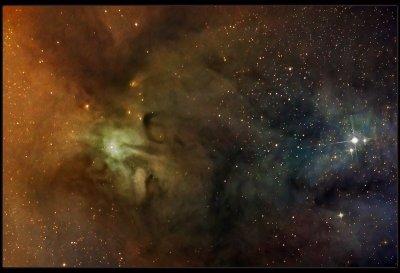 IC 4604 + IC 4603
