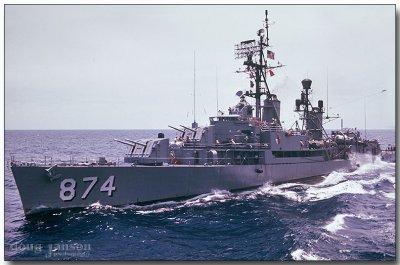 USS Duncan (DD-874)