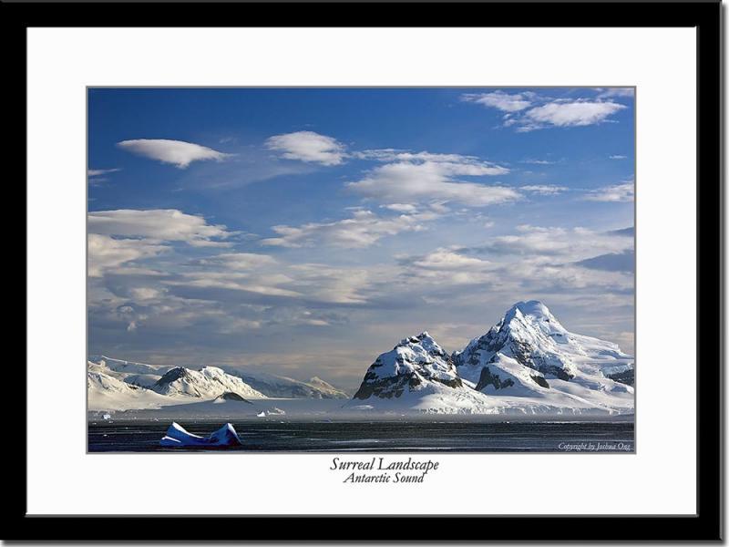 A Wide Vista of the Antarctic Sound