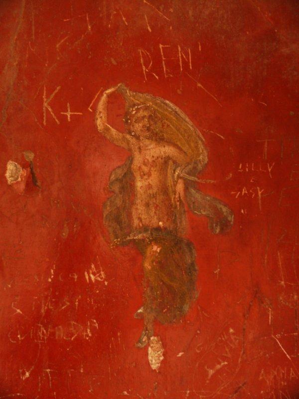 Graffitied fresco Pompei web.jpg