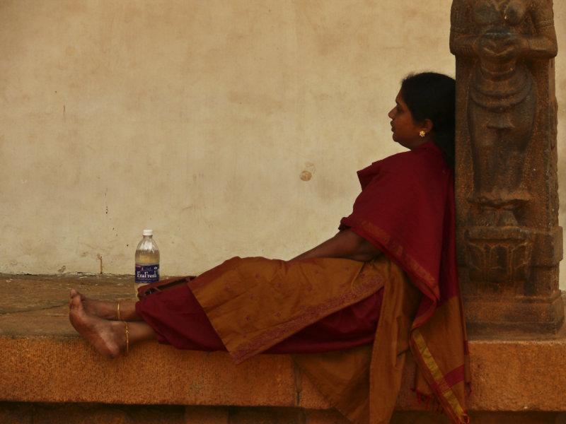 Woman at the Padmanabhapuram Palace.jpg