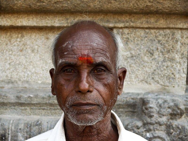 Pilgrim in Tiruvanamalai.jpg